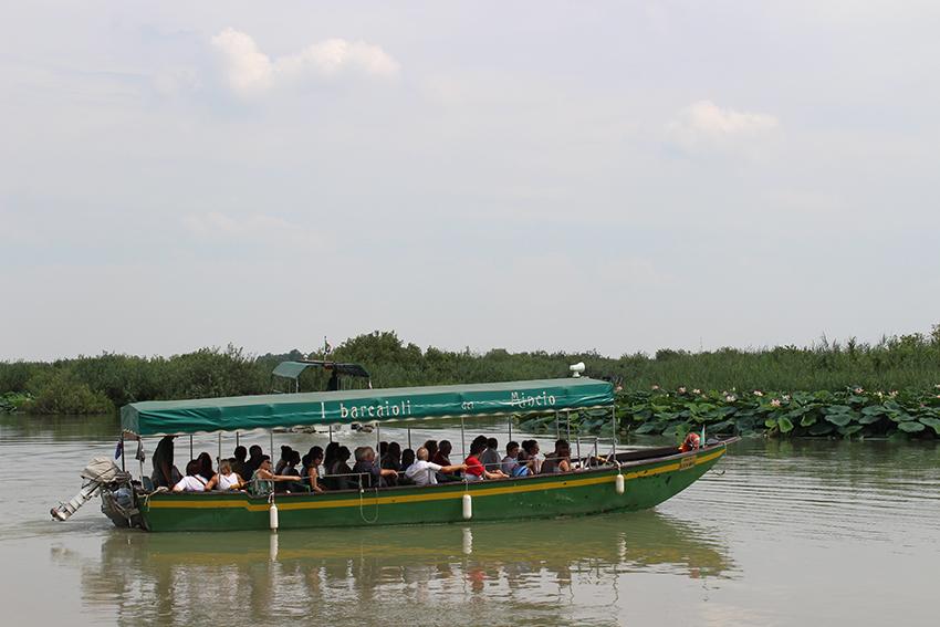 I barcaioli del Mincio
