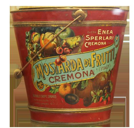 b CREMONA MOSTARDA