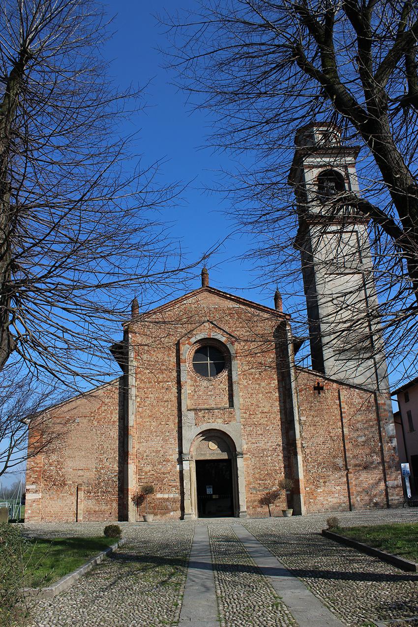 Chiesa San Martino Palazzo Pignano
