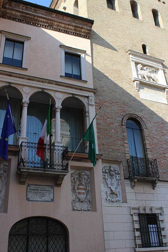 Crema Palazzo Pretorio - particolare