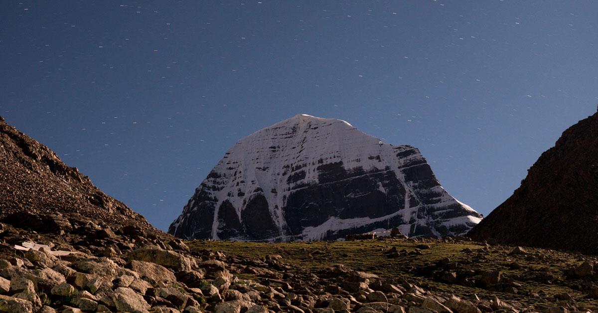 Sul monte Kailash