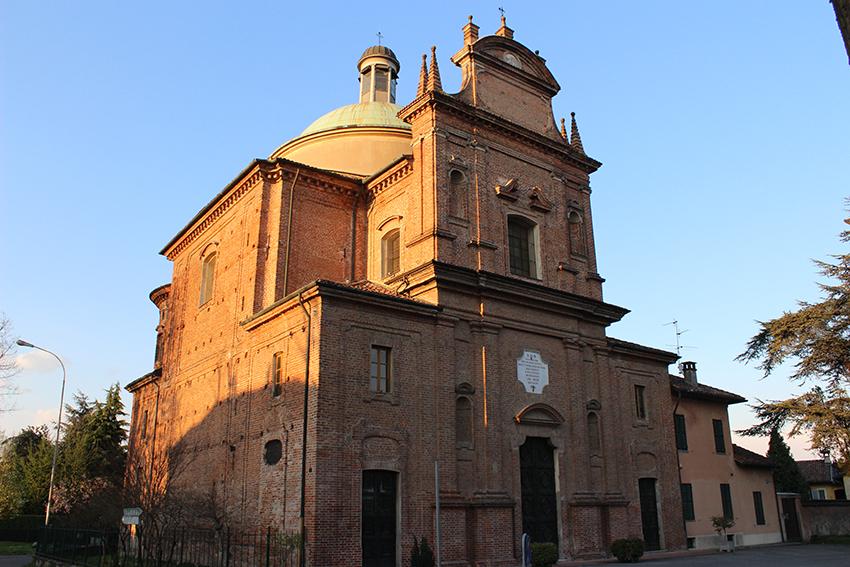 Codogno - Chiesa della Madonna di Caravaggio