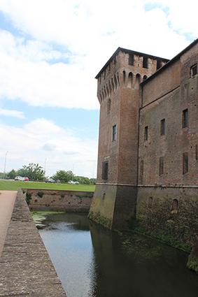 Mantova Castel San Giorgio