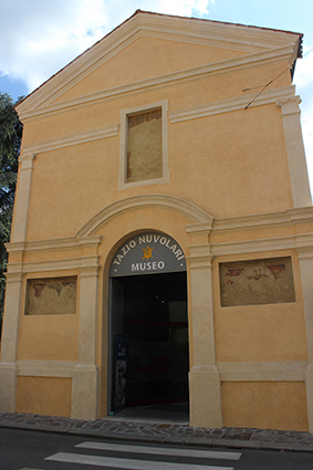 Mantova - Museo Tazio Nuvolari