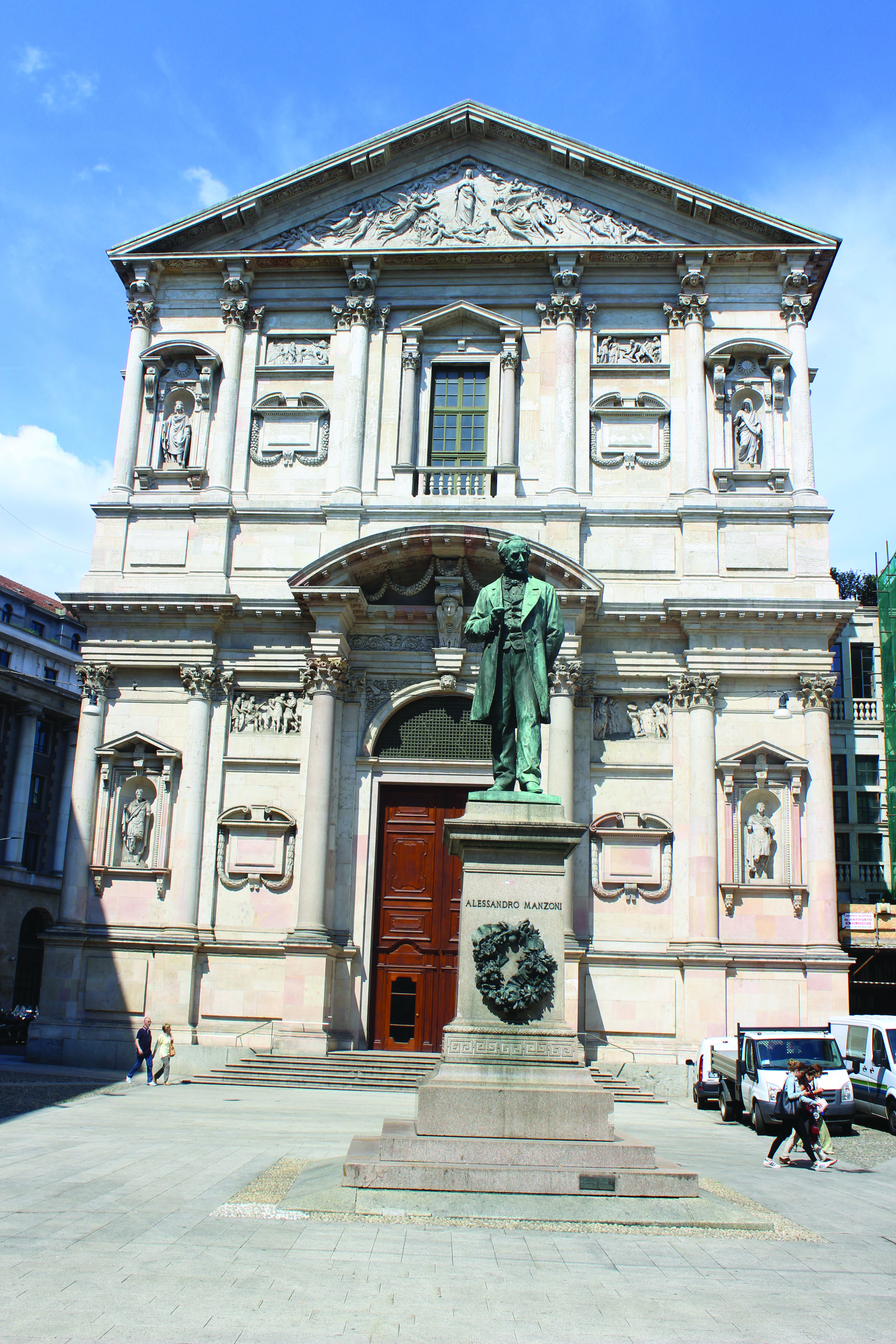 Milano Chiesa San Fedele