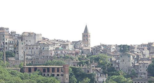 Tivoli, città dell'acqua