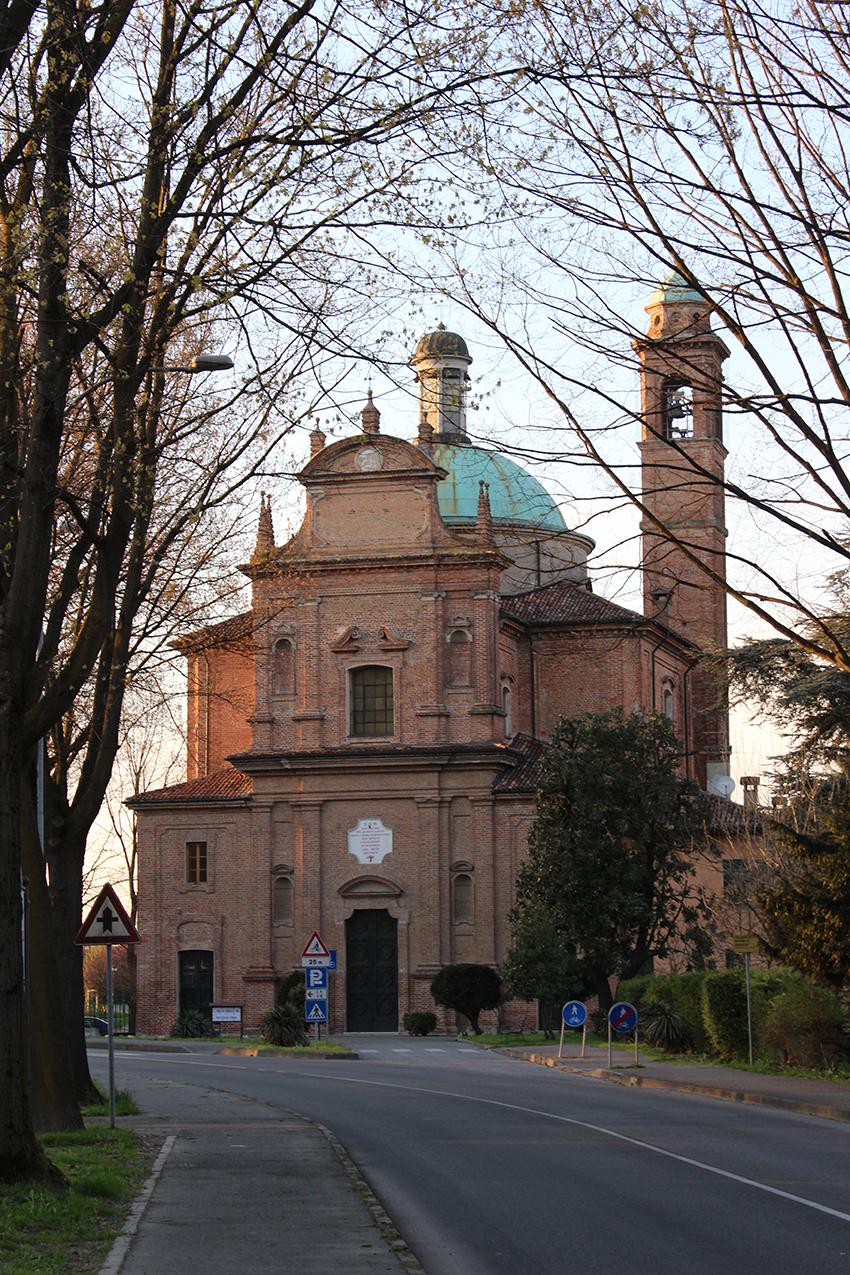 Le chiese barocche del lodigiano