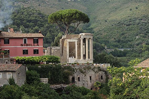 Tivoli - Il Tempio di Vesta