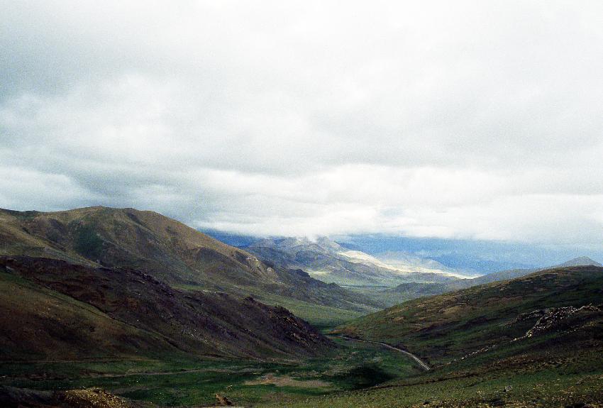 Il plateau verso oriente