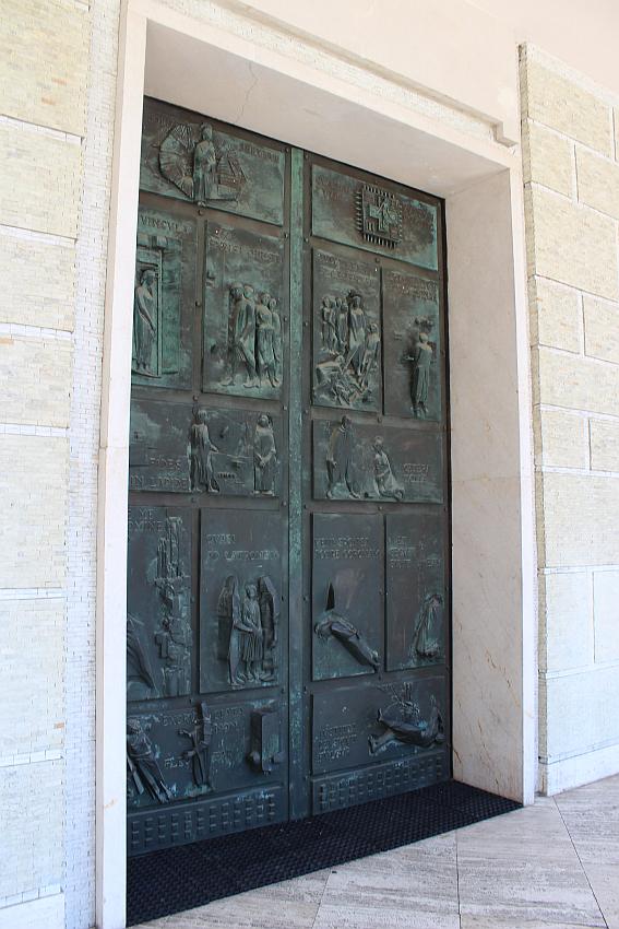 Santa Barbara - ingresso centrale