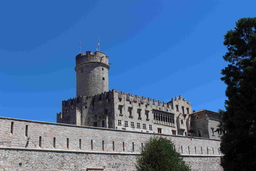 Trento, crocevia tra il mondo latino e germanico