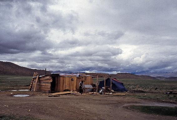 Una casa sull'altopiano