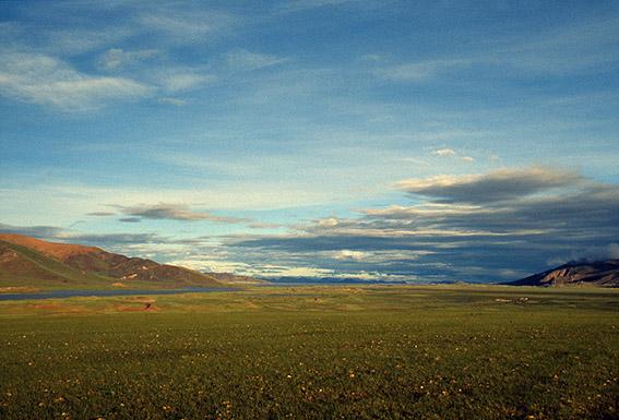 Verso il lago Manasarovar e Darchen