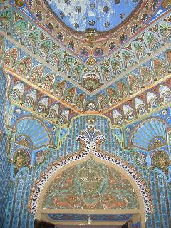 Sammezzano sala turchese