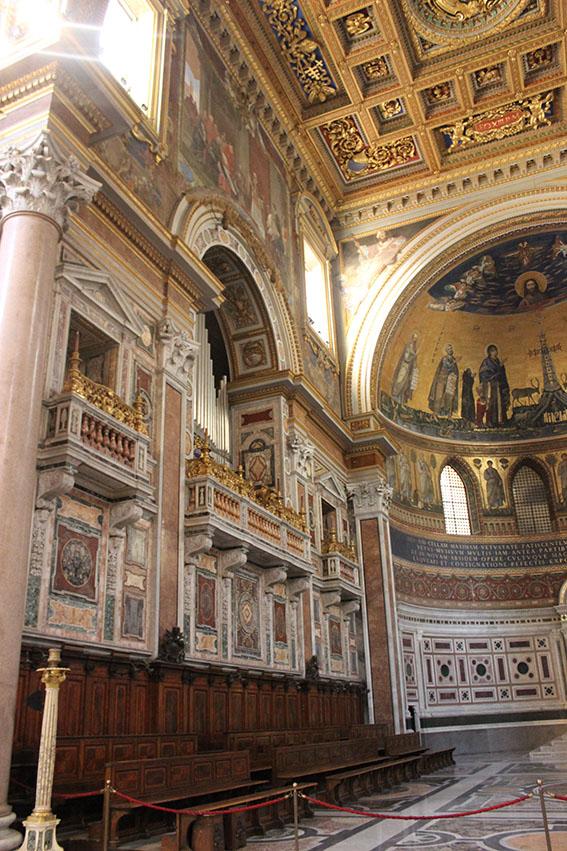 Basilica di San Giovanni di Laterano, foto di Aldo Proietti