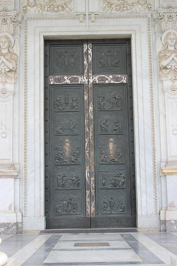 Basilica di San Paolo fuori le Mura, foto di Aldo Proietti