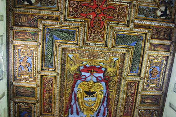Basilica di San Sebastiano fuori le mura, foto di Aldo Proietti