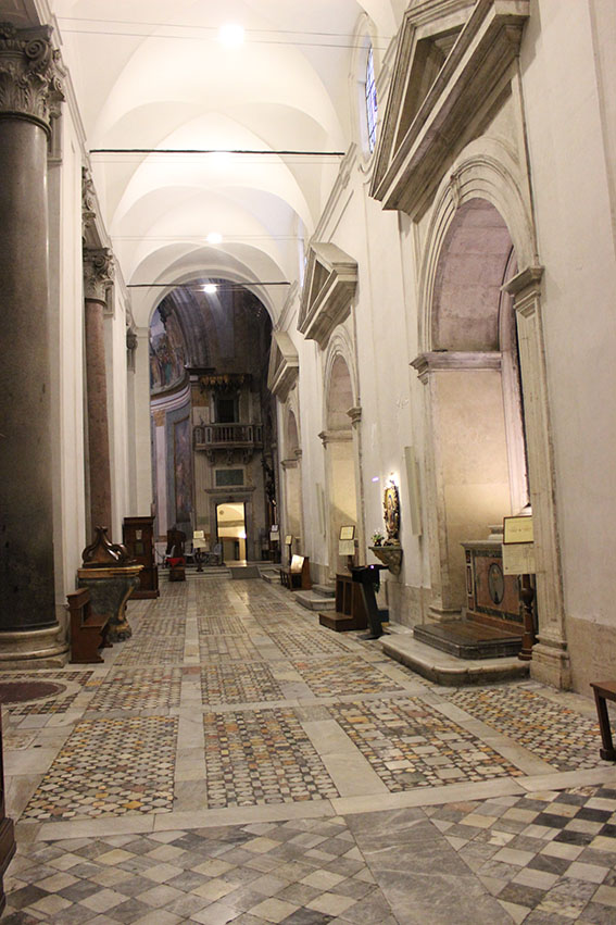 Basilica di Santa Croce in Gerusalemme, foto di Aldo Proietti