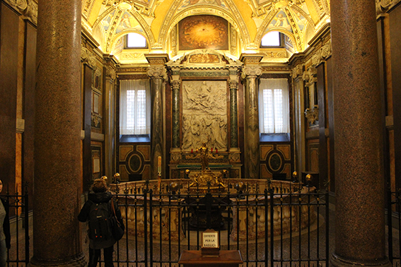 Basilica di Santa Maria Maggiore, foto di Aldo Proietti