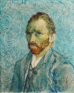Van Gogh, Autoritratto