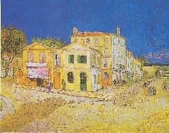 Van Gogh, La casa gialla
