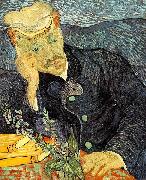Van Gogh, Ritratto del dottor Gachet