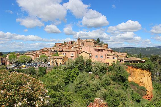 Roussillon. Diciotto sfumature di ocra