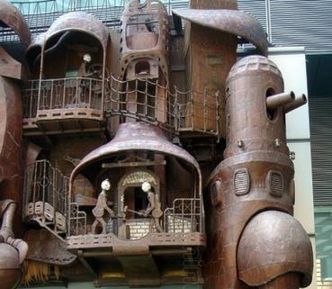 Jacquemart di Miyazaki a Tokio