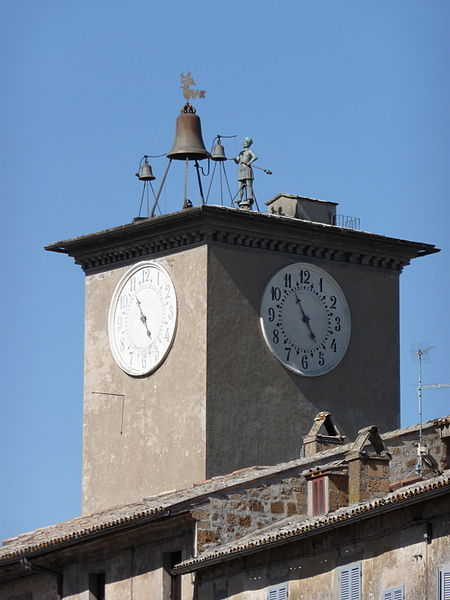 Torre di Maurizio a Orvieto - Creative Commons CC-BY 2.5