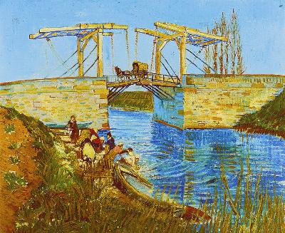 Ad Arles sulle orme di Van Gogh