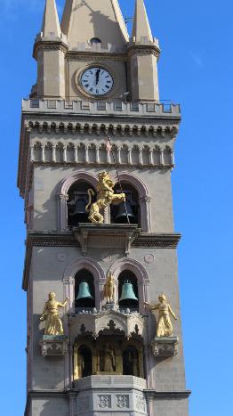 Messina - il campanile