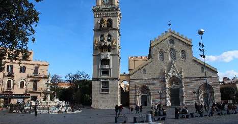 Messina, una storia travagliata
