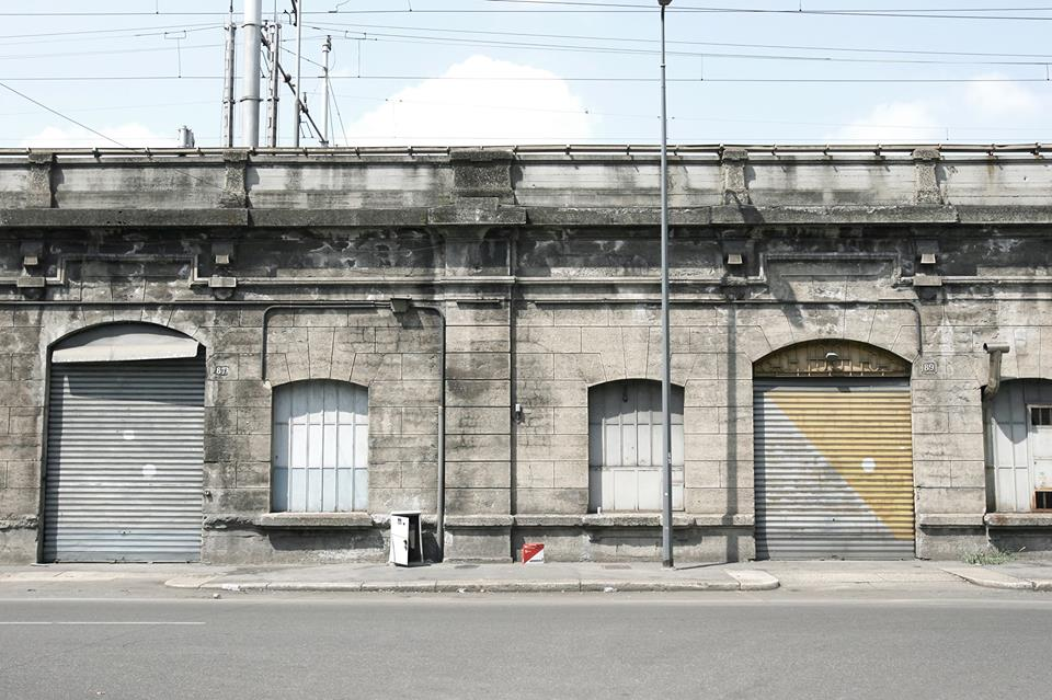 I Magazzini Raccordati di Milano. Gruppo FAS Ferrante Aporti Sammartini