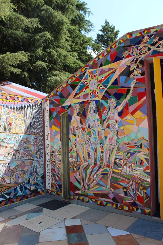 Musaba - mosaici