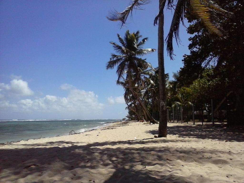 spiaggia le moule