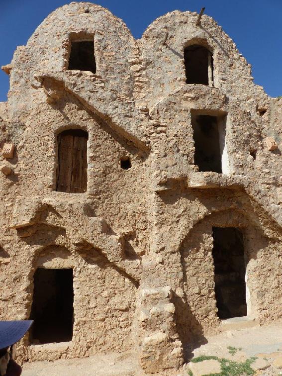 Passeggiate nel deserto tunisino