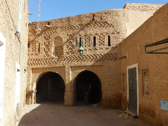 Città vecchia di Tozeur