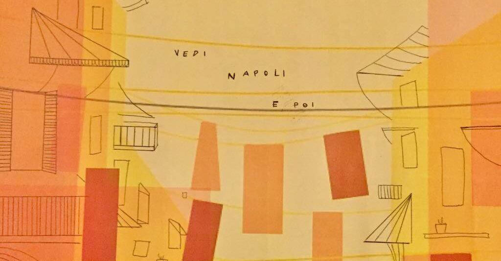 Copertina articolo su Napoli