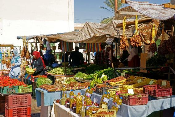 Mercato di Tozeur