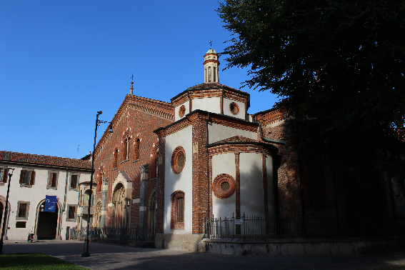 Milano - Basilica di Sant'Eustorgio