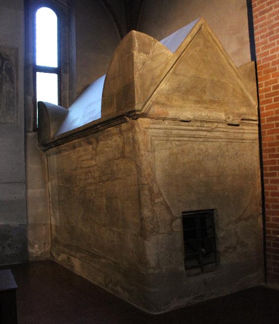 Sant'Eustorgio . L'arca dei Re Magi