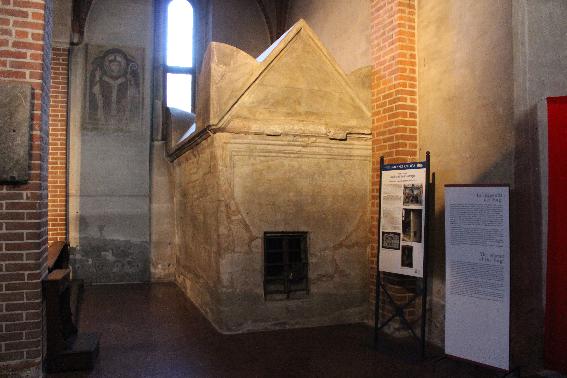 Sant'Eustorgio - La Cappella dei Re Magi