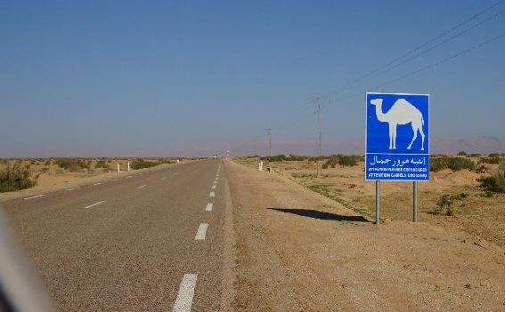 Strada Tozeur-Ghebili