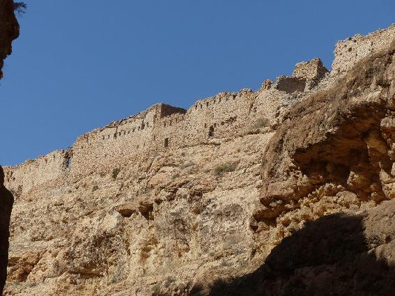 Veduta del villaggio di Mides