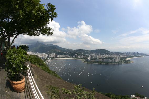 Una giornata a Rio