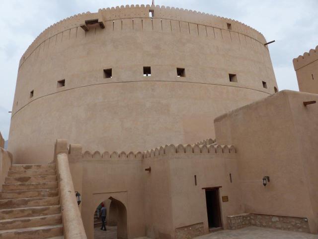 Fortezza di Nizwa P1130088
