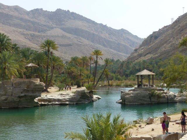 La magia dell'Oman
