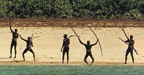 North Sentinel: storia dell'isola e dei suoi nativi