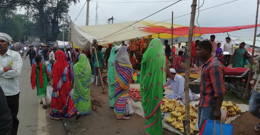 Mercato indiano