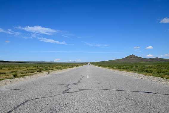 Mongolia: come una lacrima nel cielo